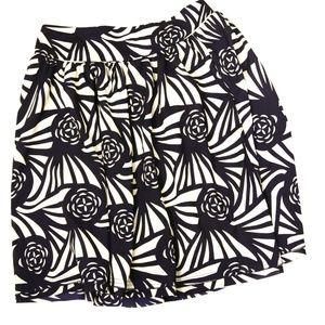 Anthropologie Corey Lynn Calter Nouveau Rose Skirt